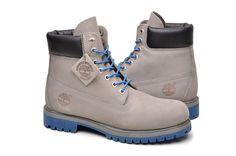Timberland Men's Boot 6 Inch Premium 6325A Grey Blue #Timberland #SnowWinter