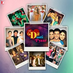 #YRFDilDostiPyaar was the theme for November, where we highlighted the pyaar and takraar of Yash Raj Films!
