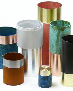 True Colours Vases by Lex Pott