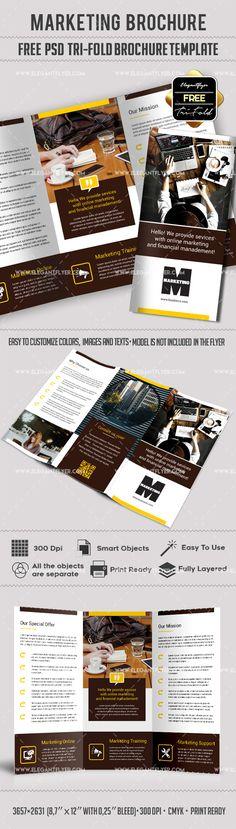 Travel Agency  Free Brochure Psd Template HttpsWww