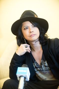 My Sweetie! — vamps-world: Interview with HYDE(VAMPS)....