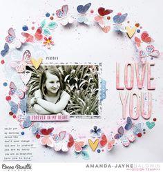 Love You by Amanda Baldwin