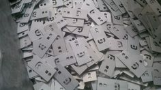 CNC punching zintec brackets with custom tooling http://www.vandf.co.uk/sheet-metal-brackets-2/