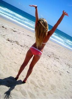 Days on the beach >>>>>> cannot wait for next winter!