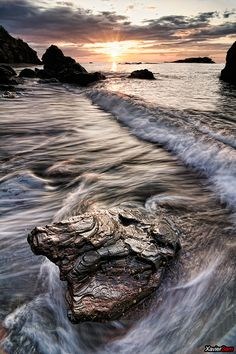 Cabo de Palos, Murcia, Spain  *Reminds me of an Ansel Adams photograph*