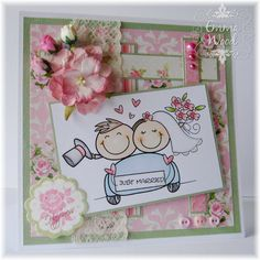 DigiStamp Boutique: More wedding delights for Passion for ProMarkers...and 15% off