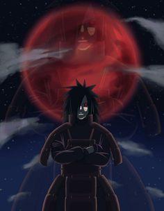 Naruto Art, Naruto And Sasuke, Anime Naruto, Wallpaper Naruto Shippuden, Madara Uchiha, Badass, Darth Vader, Animation, War