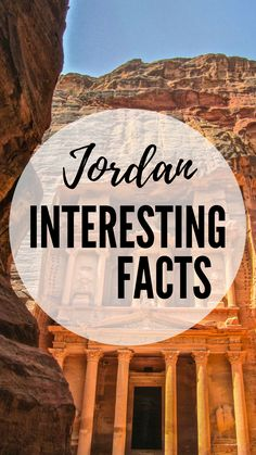 Interesting facts about Jordan, a country of over-whelming Bedouin's hospitality, ancient City of Petra and playground of Lawrence of Arabia! #travel #traveltips #interestingfacts #jordan #jordanmta #middleeast