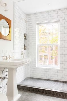 Shower Tiles White Subway Tile Shower And Shower Surround