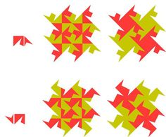 Fitting Tessellating shapes together
