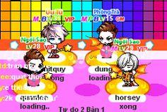 Game Music Arena Online - Thần tượng âm nhạc - Khu Giải Trí