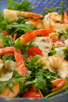 64 ideas for pasta shrimp salad dinners Healthy Weeknight Meals, Healthy Crockpot Recipes, Cooking Recipes, Drink Recipes, Sausage Pasta Recipes, Easy Pasta Recipes, Manicotti Recipe, Healthy Baked Chicken, Pasta Dinners
