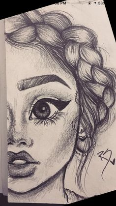 60 Beautiful and Realistic Pencil Drawings of Eyes 60 Beautiful . 60 Beautiful and Realistic Pencil Drawings of Eyes 60 Beautiful and Realistic Pencil Drawings of Eyes Realistic Pencil Drawings, Pencil Art Drawings, Cartoon Drawings, Kawaii Drawings, Animal Drawings, Pencil Sketch Drawing, Sketch Art, Sketches Of Love, Girl Drawing Sketches