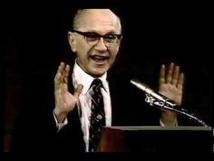 Milton Friedman - The Future Of Energy