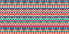 Chevron Cherokee  #estampa #print #pattern #color #colorful #beautiful #cores #geometric