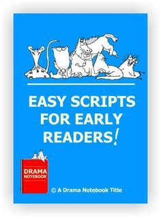 Do you need some free easy scripts for early readers? Check out this massive collect. Use them in your next class, and share with your colleagues.