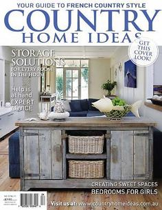 Vol 10 No 11 Country Home Ideas The Lifestyle Magazine