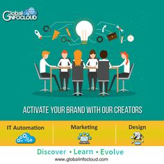 Global infocloud is the best digital agency in pune. Global Infocloud helps you to automatate your business with minimum manual intervention and ease your business. #teamwork #creativeteam #socialmedia #advertising #digitalmarketing #contentmarketing #marketing #branding #globalinfocloud #pune Best Digital Marketing Company, Digital Marketing Services, Marketing Branding, Content Marketing, Growing Your Business, Pune, Business Design, Teamwork, The Creator