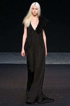 7357bc8c8d fall 2012 ready-to-wear Kimberly Ovitz Professional Wear