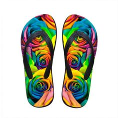 Flip Flops Shoes Responsible Forudesigns 2019 Home Slippers Woman 3d Cute Jellyfish Pattern Womens Summer Light Flats Flip Flops Sandals For Female Casual Pretty And Colorful