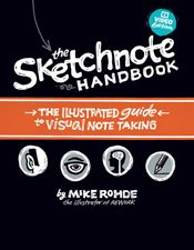 Libro sobre toma de notas visuales