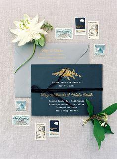 Photography: Jose Villa Photography - josevillaphoto.com Invitations: Pitbulls And Posies - www.pitbullsandposies.com/index.html.old   Read More on SMP: http://www.stylemepretty.com/2016/01/12/spring-al-fresco-wedding-in-rancho-santa-fe/