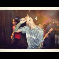 Mr AnggiAr live on stage \m/ #pointofview #event #semarang #metal #indonesia
