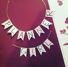 ~ Plannergirl ~ Wanddeko für mein Zimmer #Plannergirl #diy #dekoration #filofax #filofaxing