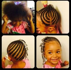 Awesome Braids And Beads Kid Hairstyles And Hairstyle Photos On Pinterest Hairstyles For Men Maxibearus