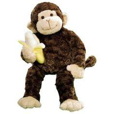 """Gund Monkey """"Mambo"""""""