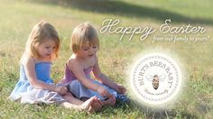 Happy Easter from Burt's Bees
