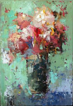 Art of Julia Klimova | New Paintings: