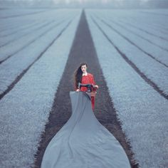 "Photo by Oleg Oprisco. ""I like the ability to stop time and create my version of reality."" His photos are easily recognised by the ethereal and surreal quality. He skilfully shoots under-saturated and matt yet vibrant pictures, using his good-old budget film camera. He chooses to use medium format film and takes pride in his preparation for each of his frames."