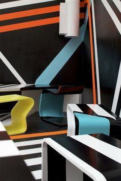 Artek - Projects - Contract Projects - Cafeteria / Restaurant, Palazzo delle Esposizioni, Giardini della Biennale, Venice