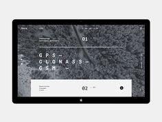 Texx — gps/glonass monitoring by Kirill Kim