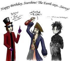 Happy Birthday - captain-jack-sparrow Fan Art