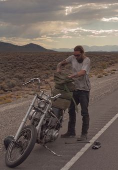 Motorcycle  Trip / Gentry Nevada / Chicomoto