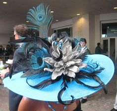 HeadTurner's Derby Hats!!!  Myheadturner.com