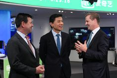 Nasdaq recently welcomed two notable China-based companies: technology-based entertainment giant and notably, the second largest IPO from China on a U.S. market in well over a decade, iQIYI, and online video streaming provider Bilibili.
