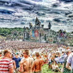 Tomorrowland 2015 Mainstage!