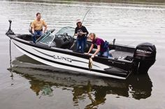 21 Awesome Fishing boat images | Tracker boats, Aluminum