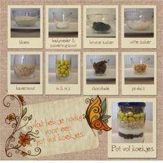Een pot vol koekjes/Cookies in a Jar | Gewoon Marieke