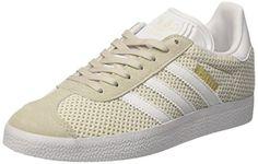 adidas Gazelle W Calzado talc/ftwr white Compre el paquete de cuenta regresiva barato I2TJW