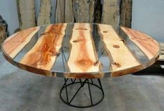 This is Awesome Resin Wood Table Project 24 image, you can read and see another amazing image ideas on Awesome Resin Wood Table That Will Make You Want to Have It gallery and article on the website blog..