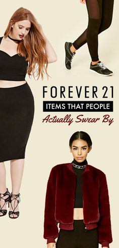 30 Highly Rated Forever 21 Items That People Actually Swear By