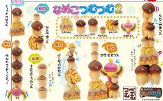 AmiAmi [Character & Hobby Shop] | TsumuTsumu Series TMU-21 Touch Detective Mushroom Garden Kit Funghi TsumuTsumu Part.2(Back-order)