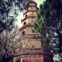 Thien Mu Pagoda #Hue #Vietnam lata_180691's photo