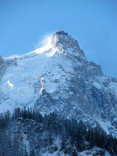 chamonix mont blanc aiguille du midi