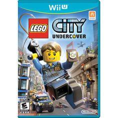 LEGO City: Undercover, Nintendo Wii U Game