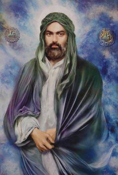تشبيه للامام علي ( عليه السلام )
